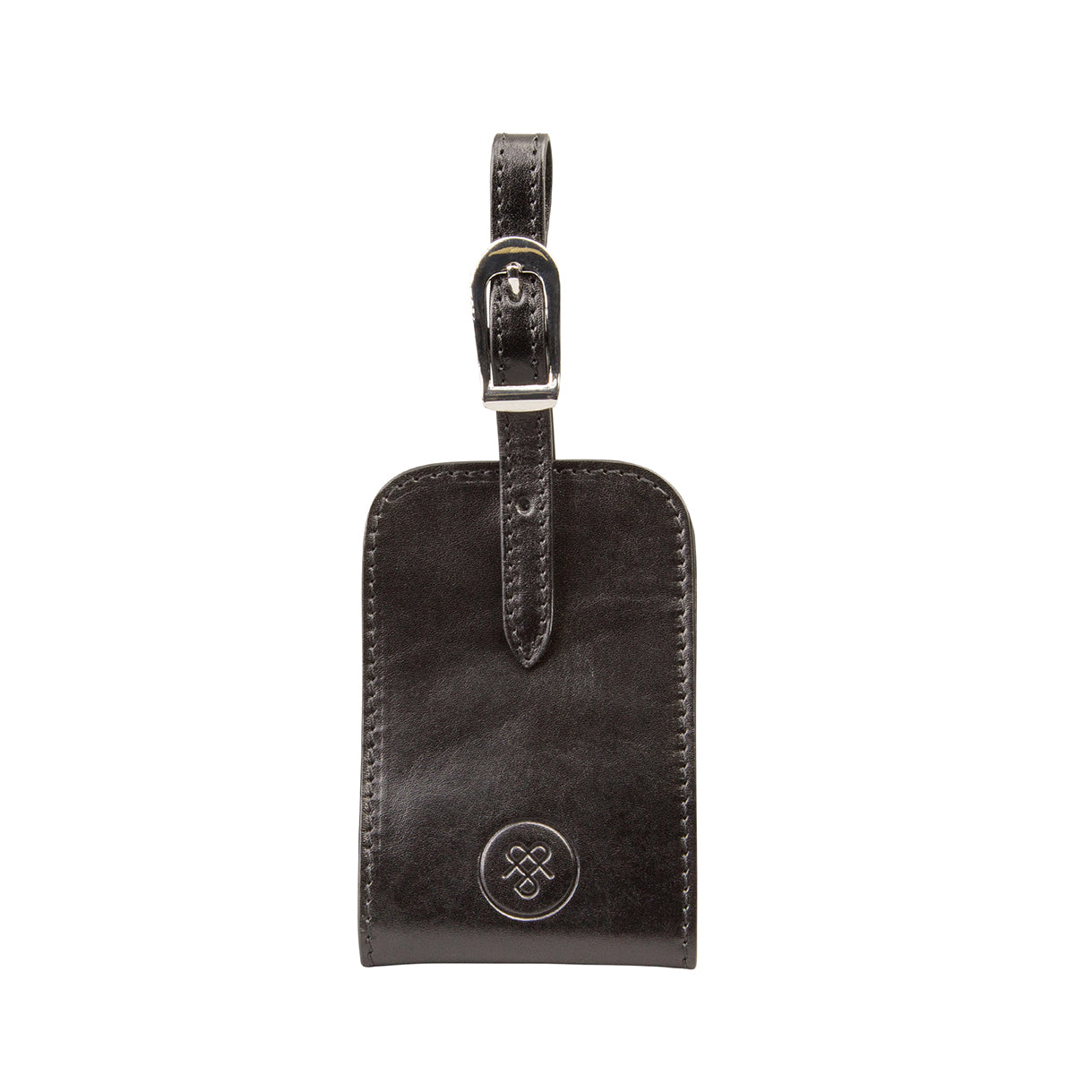 Image 1 of the 'Ledro' Black ID Luggage Tag