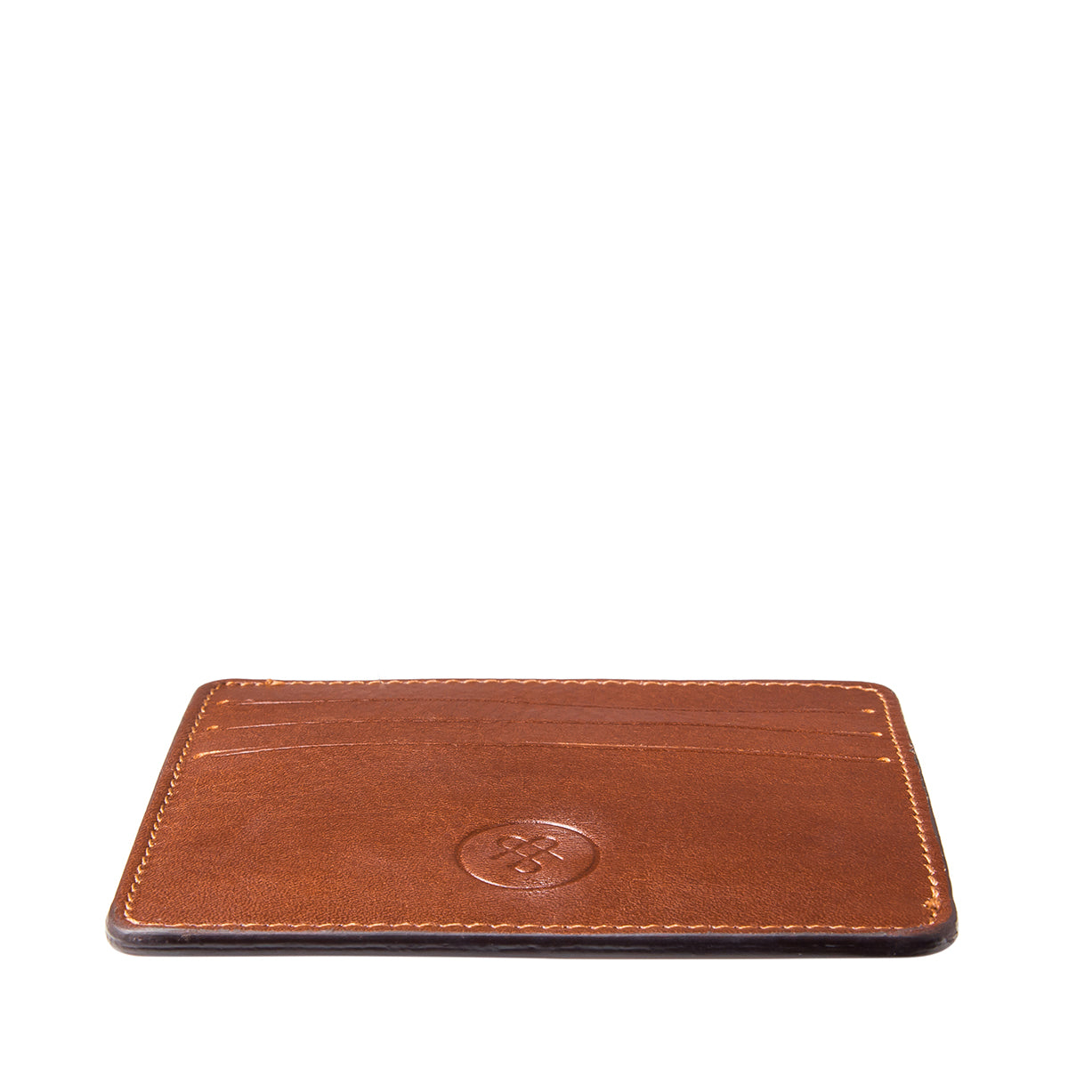Image 5 of the 'Marco' Chestnut Veg-Tanned Leather Wallet