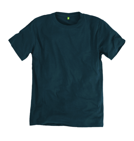 Image 1 of the Men's Organic Cotton Ethical Lagoon T-Shirt