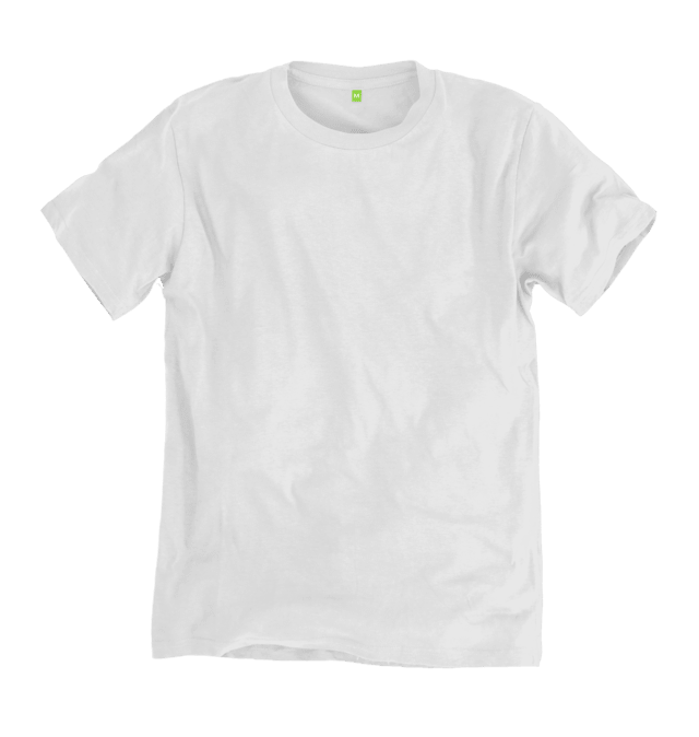 Image 1 of the Women's Organic Cotton White Boyfriend T-Shirt