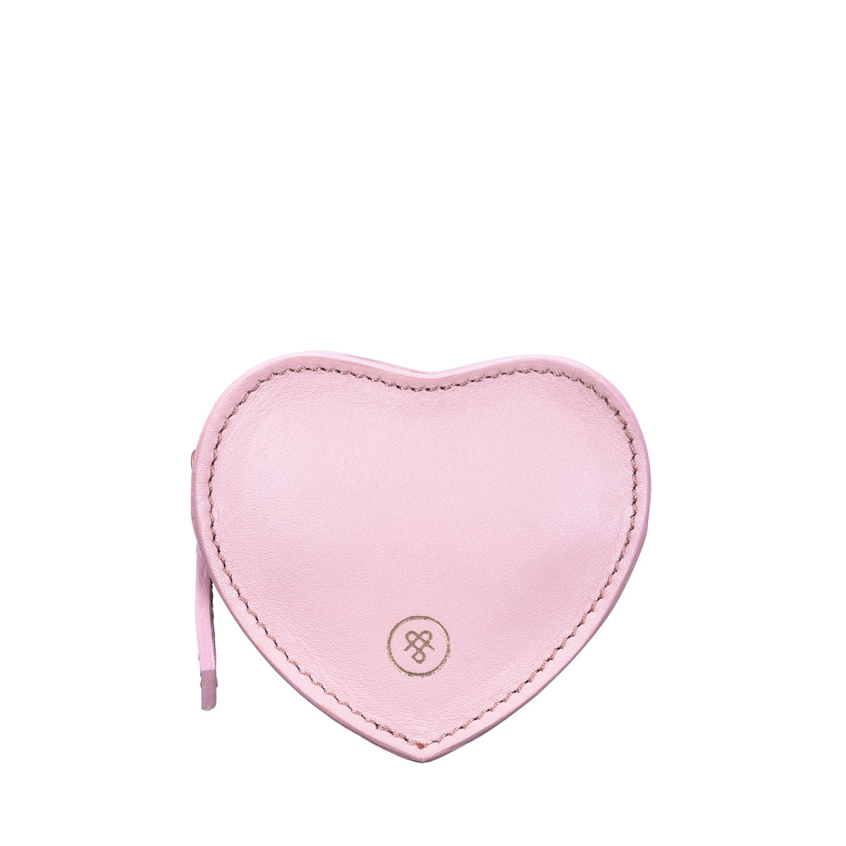 Image 1 of the 'Mirabella' Heart Shaped Pink Coin Purse