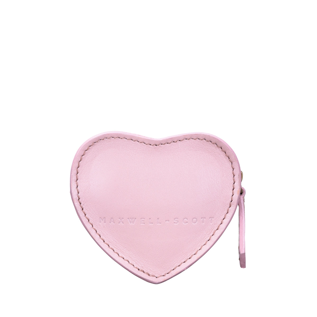 Image 3 of the 'Mirabella' Heart Shaped Pink Coin Purse