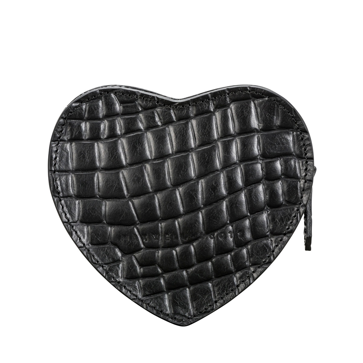 Image 3 of the 'MirabellaL' Croco Heart-shaped Handbag Organiser