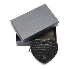 Image 5 of the 'MirabellaL' Croco Heart-shaped Handbag Organiser