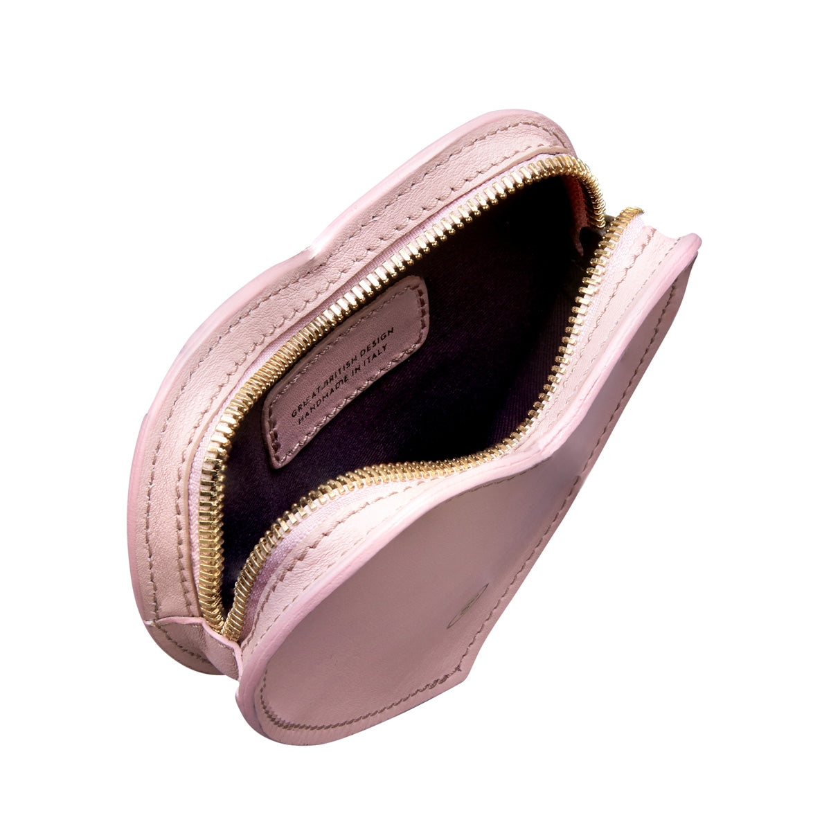 Image 5 of the 'MirabellaL' Pink Leather Handbag Tidy