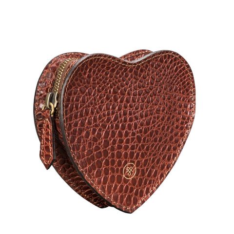 Image 2 of the 'MirabellaL' Croco Heart-shaped Handbag Organiser
