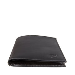 Image 5 of the 'Pianillo' Black Veg-Tanned Leather Breast Wallet