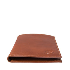 Image 5 of the Men's Tan Leather Jacket Wallet