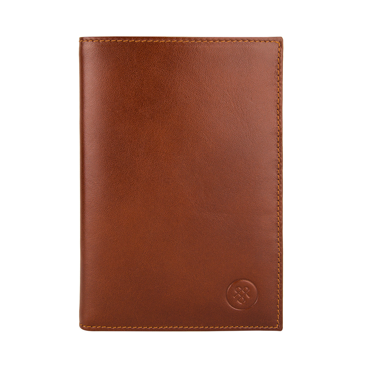 Image 1 of the Men's Tan Leather Jacket Wallet