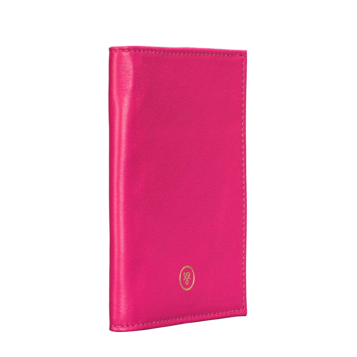 Image 2 of the 'Prato' Luxury Leather Passport Holder