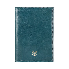 Image 1 of the 'Prato' Leather Passport Cover