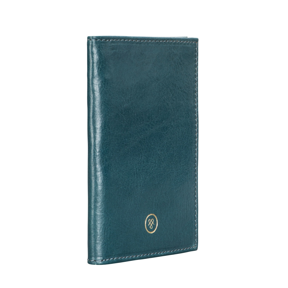 Image 2 of the 'Prato' Leather Passport Cover