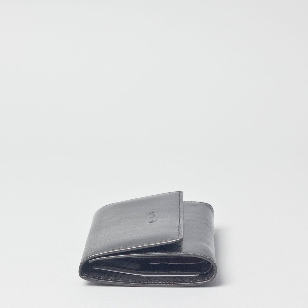 Image 3 of the Black Ladies Purse with Pocket