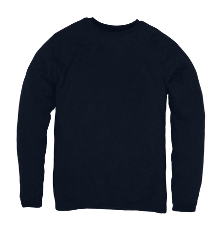 Men's Organic Cotton Navy Jumper