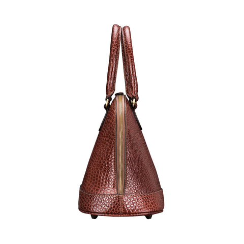 Image 2 of the 'Rosa' Luxury Ladies Mock Croc Tote Bag
