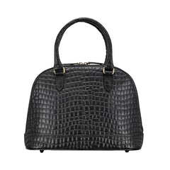 Image 4 of the 'Rosa' Luxury Ladies Mock Croc Tote Bag