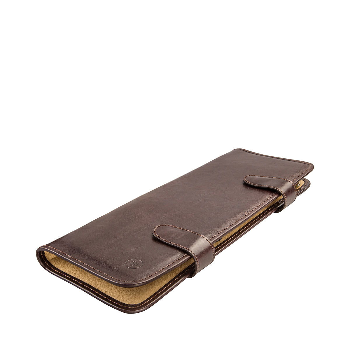 Image 2 of the 'Tivoli' Brown Veg-Tanned Leather Tie Cover