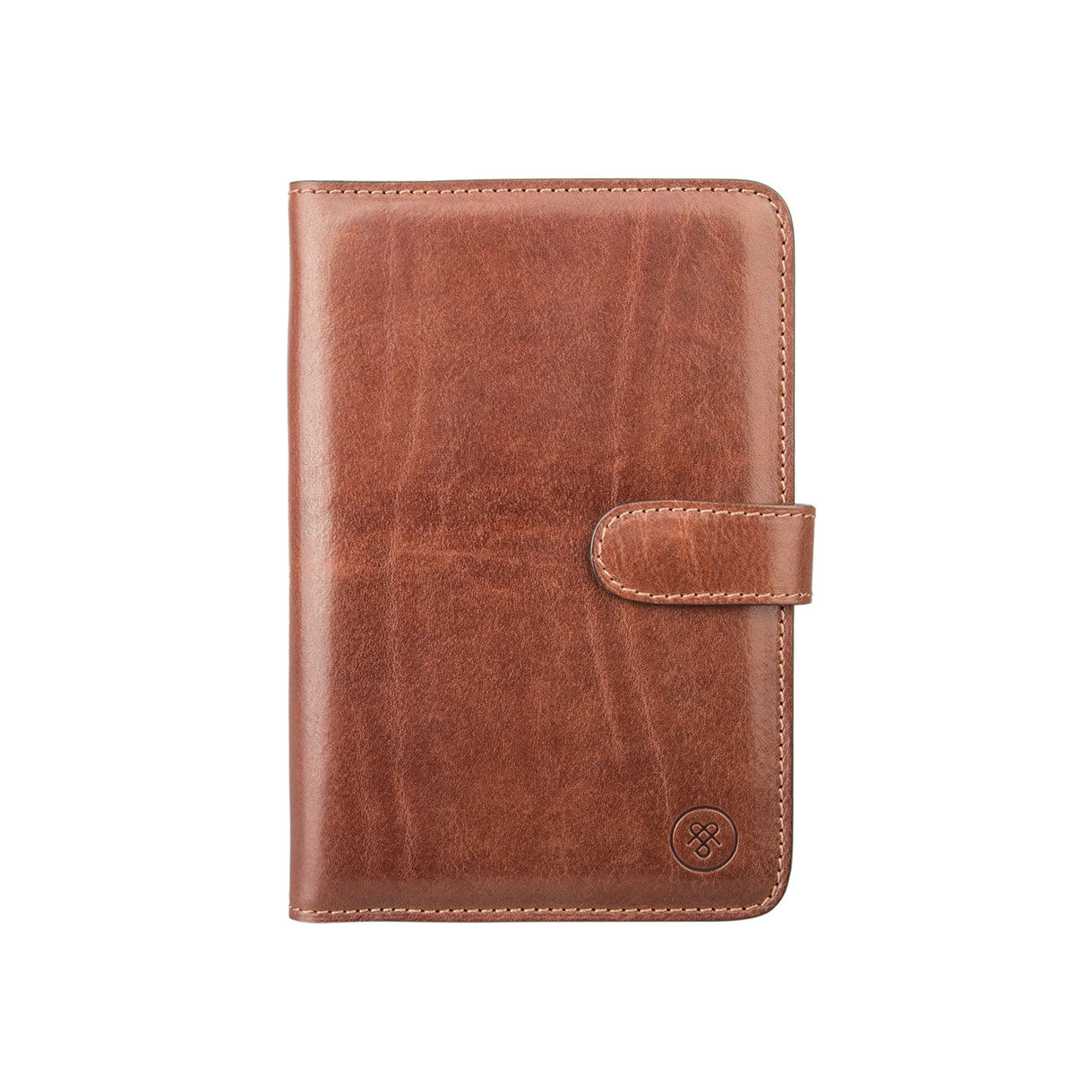 Image 2 of the 'Vieste' Chestnut Veg-Tanned Leather Travel Wallet