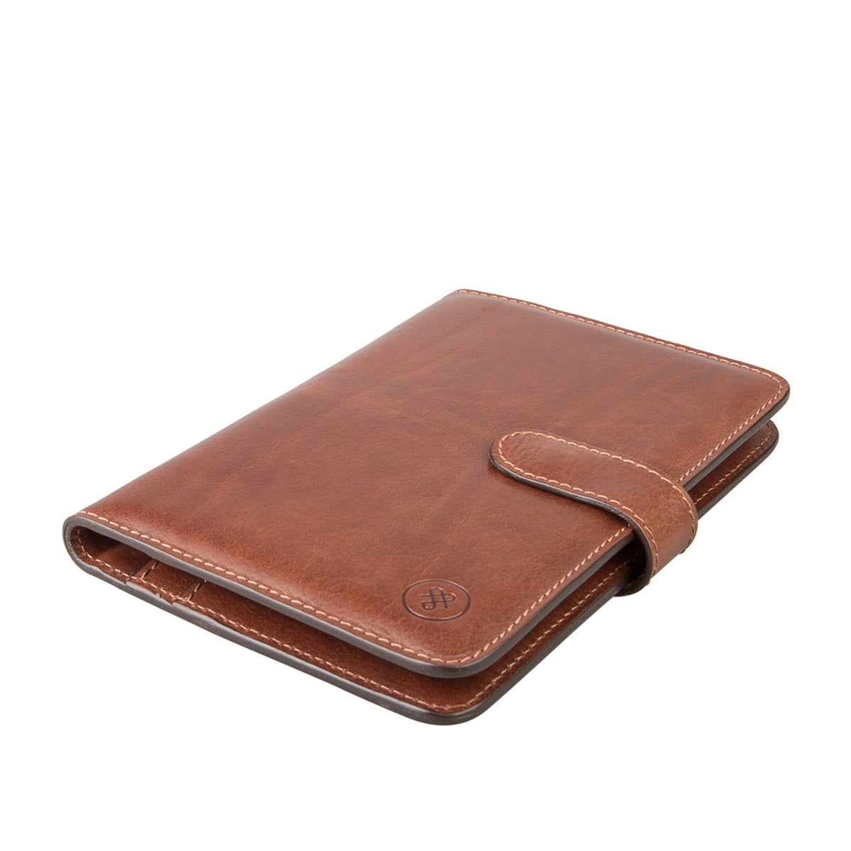 Image 4 of the 'Vieste' Chestnut Veg-Tanned Leather Travel Wallet