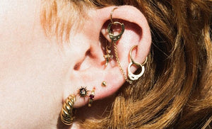 Types of Ear Piercings & How to Curate Them