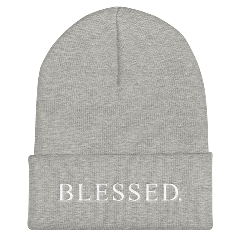 "Blessed ""times"" Beanie"