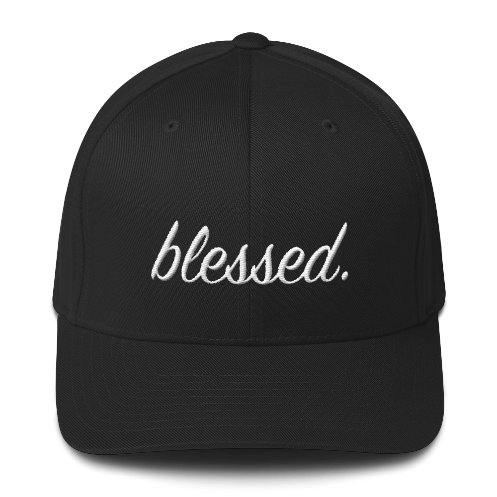 Blessed Flex Hat