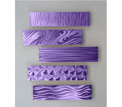 5 Easy Pieces Purple