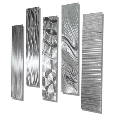 5 Easy Pieces Silver
