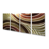One of a Kind 4 Piece Metal Wall Art - A69