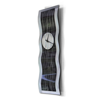 Black Willow Clock