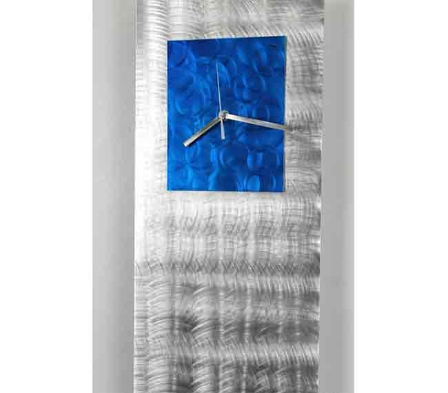 Blue Jazz Clock