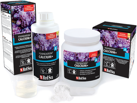 Red Sea Reef Foundation A Calcium+ Supplement