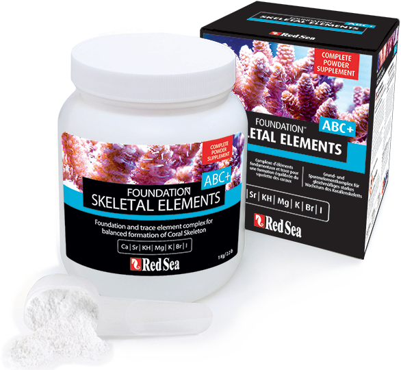 Red Sea Reef Foundation ABC+ Supplements