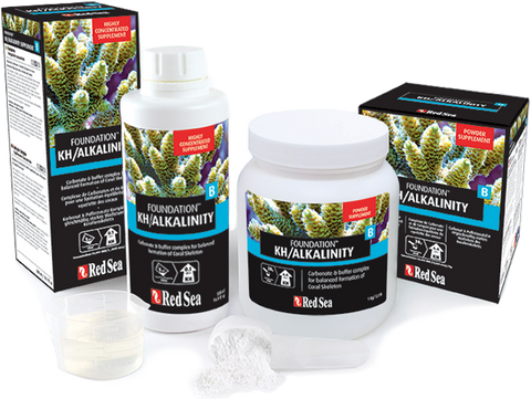 Red Sea Reef Foundation B KH/Alkalinity Supplement