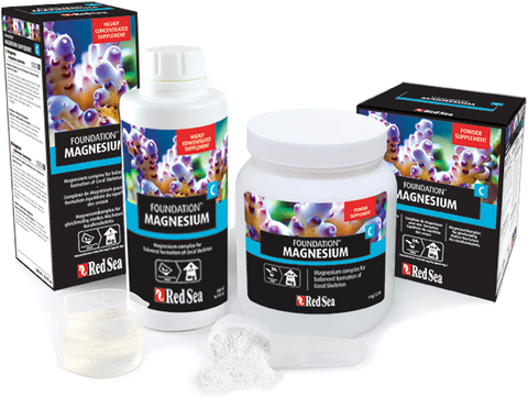 Red Sea Reef Foundation C Magnesium Supplement