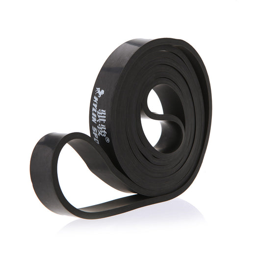 Heavy Latex Resistance Band Black (Light)