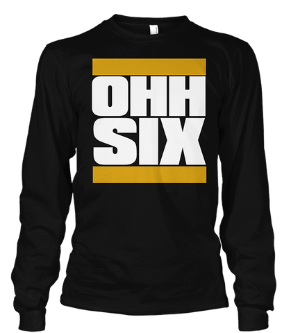 Alpha Phi Alpha OHH SIX Long Sleeve Shirt