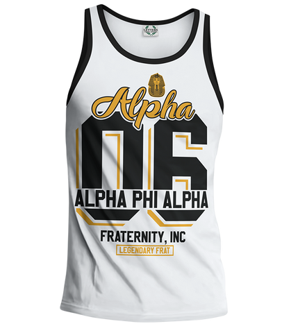 Alpha Phi Alpha Legendary Greek Tank Top