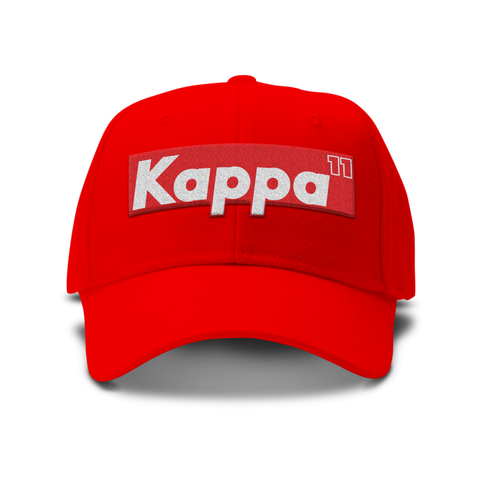 Kappa Alpha Psi Supreme Dad Hat - Letters Greek Apparel - Black Greek Paraphernalia