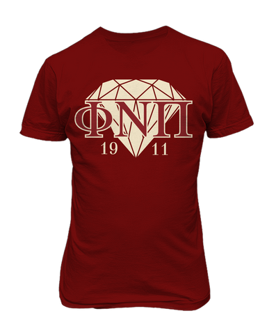 Kappa Alpha Psi Phi Nu Pi - Letters Greek Apparel - Black Greek Paraphernalia
