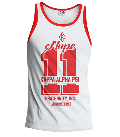 Kappa Alpha Psi Legendary Greek Tank Top