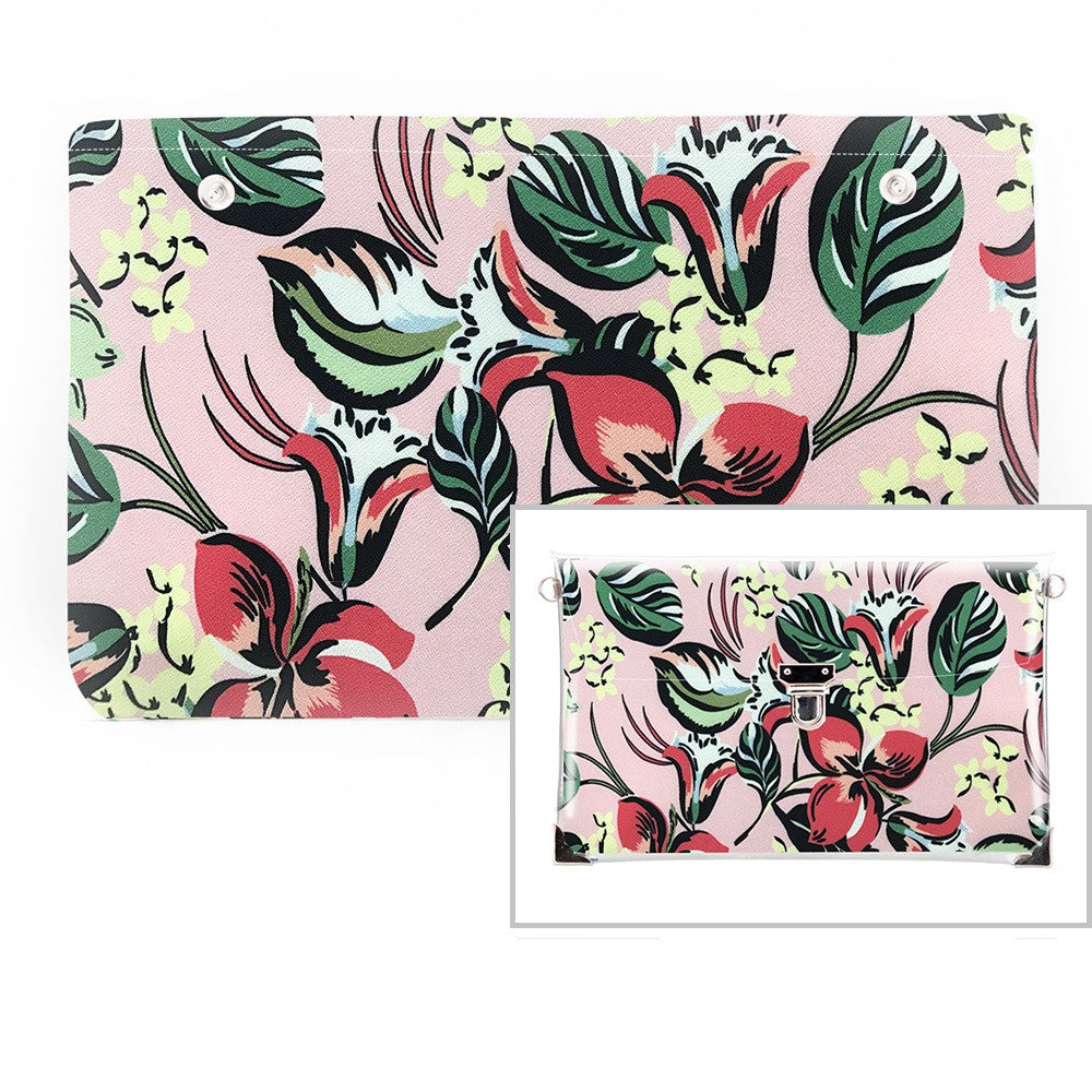 Ice Tea - Fabric Insert (Clutch)