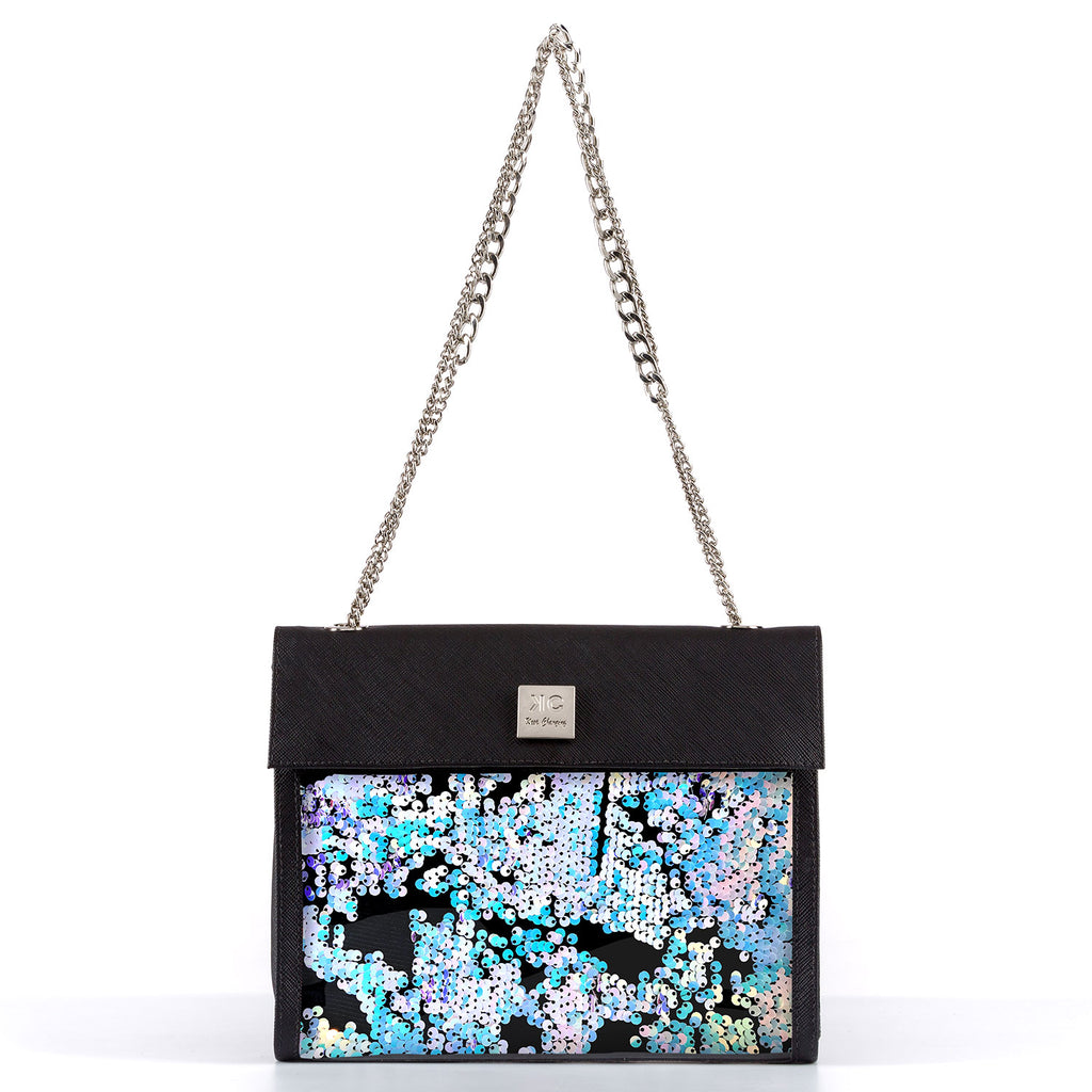 Frozen - Shoulder Bag - Black