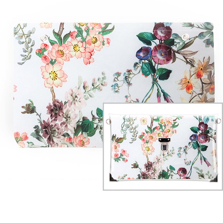 Cherry Blossom - Fabric Only (Clutch)