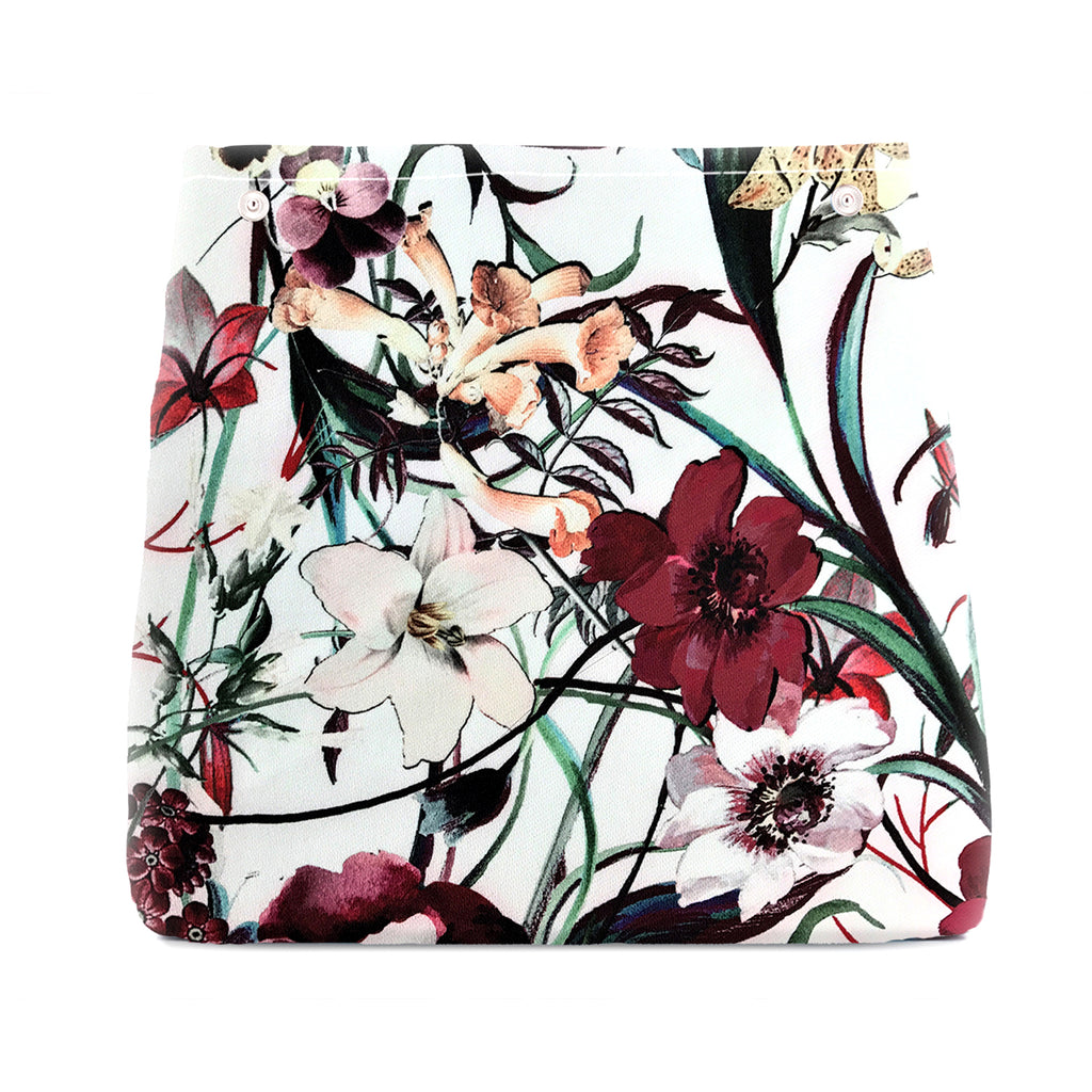 Garden Flowers - Fabric Insert (Backpack)