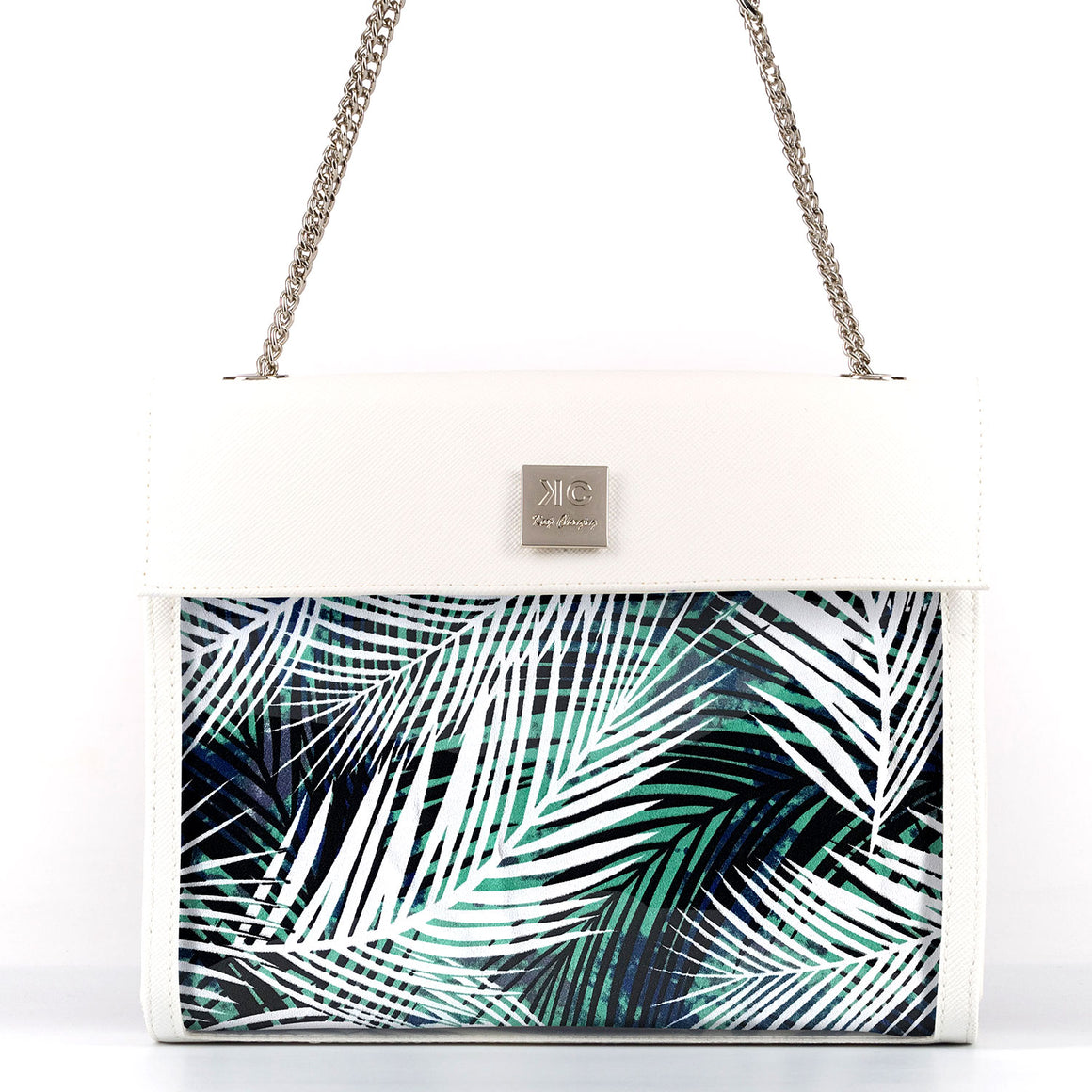 Jungle - Shoulder Bag - White