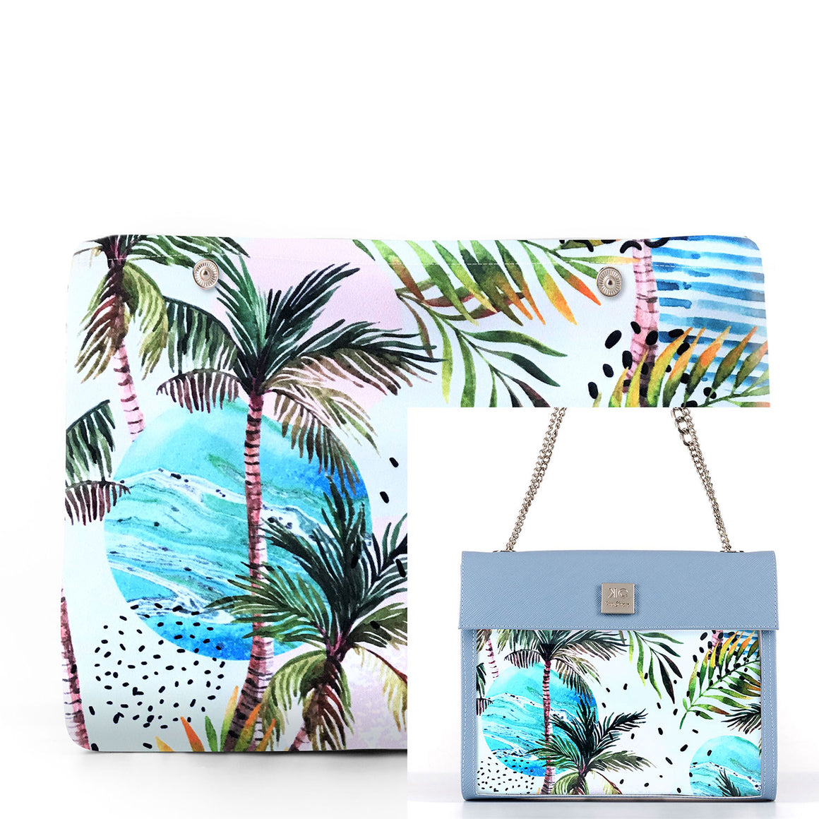 Miami - Fabric Insert (Shoulder Bag)
