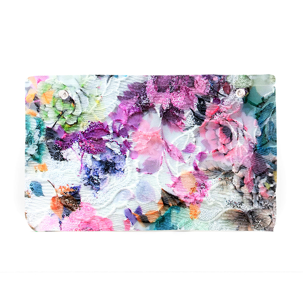 Spring - Fabric Insert (Clutch)