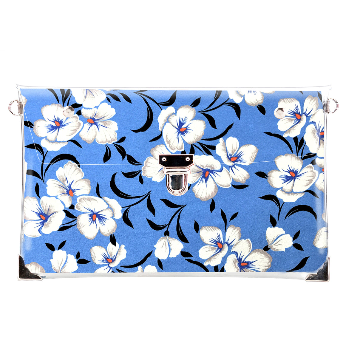 Light blue spring - clutch