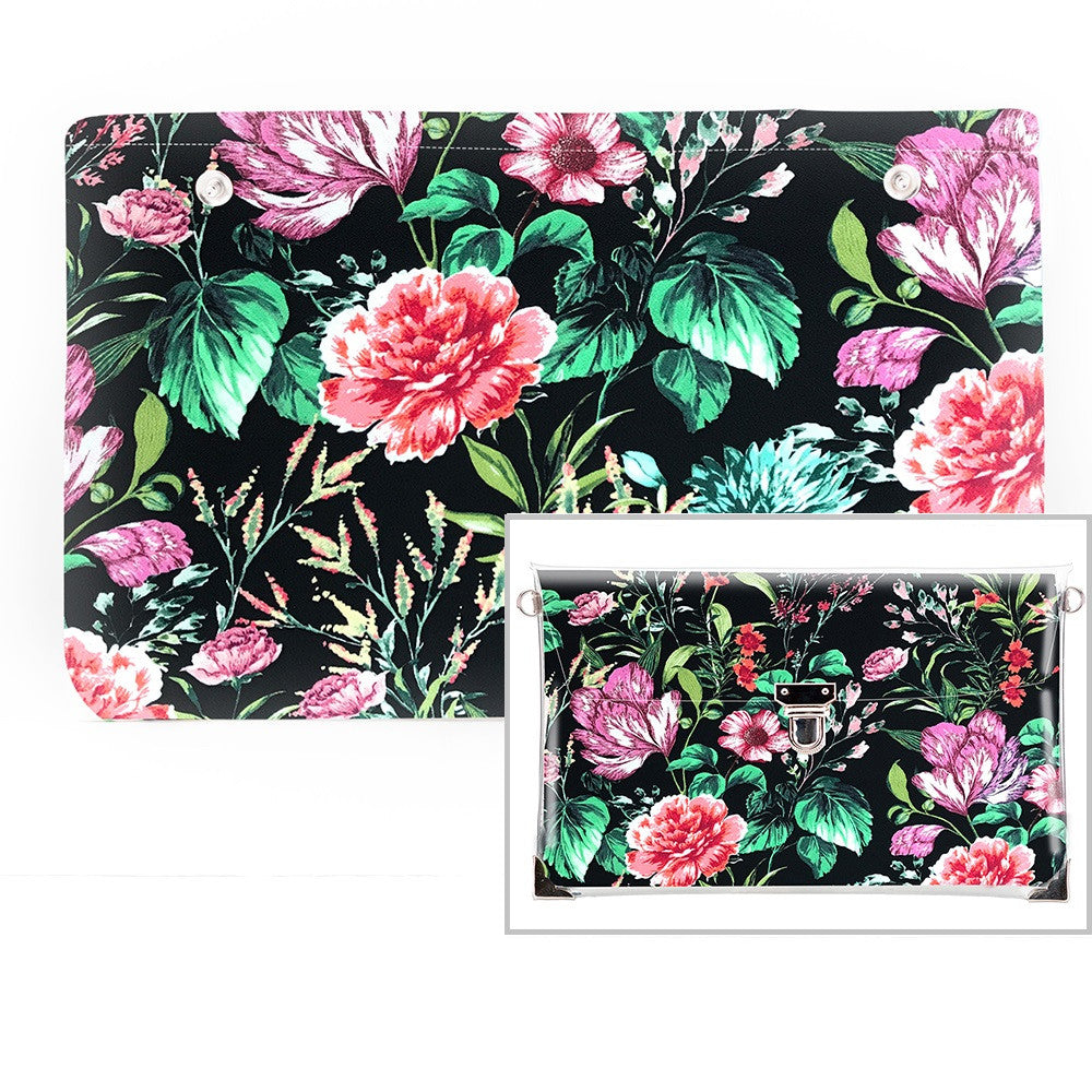 Summer Night - Fabric Only (Clutch)